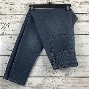 {CAbi} Jeans Size 8